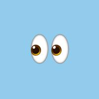 Small x2 eyes