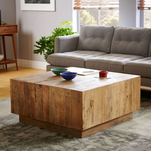 Email x1 west elm plank coffee table