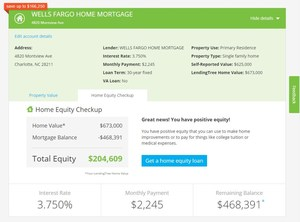 Email x1 lendingtree home equity checkup