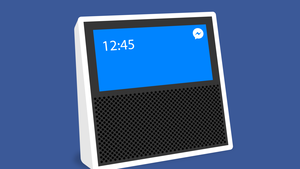 Email x1 facebook smart speaker