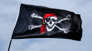 Email x1 piracy pirate flag