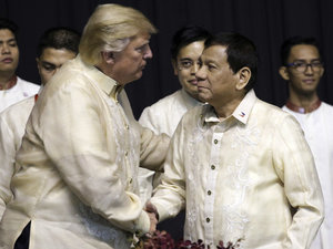 Email x1 duterte and trump