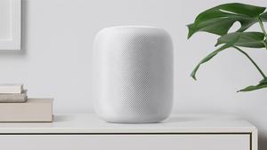 Email x1 homepod white shelf