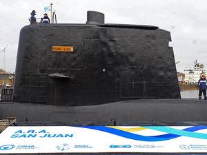 Email x1 argentine submarine