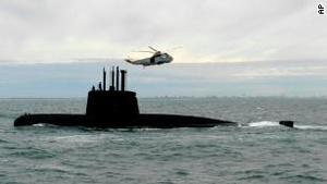 Email x1 argentina submarine 2