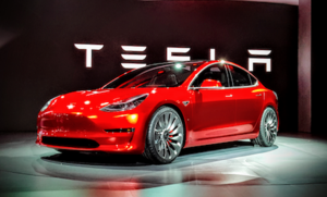 Email x1 tesla model 3 red