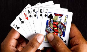 Email x1 playing cards