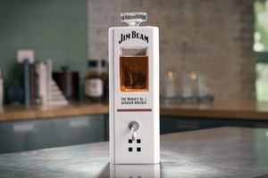 Email x1 jim beam smart decanter