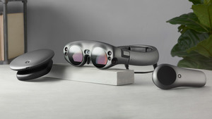 Email x1 magic leap one lightwear lightpack control