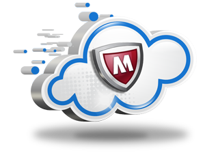 Email x1 cloud mcafee