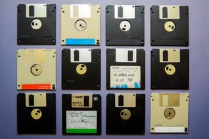 Email x1 floppies