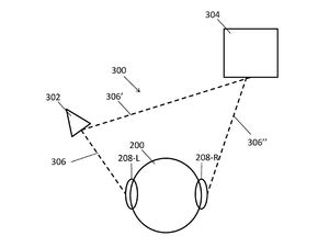 Email x1 magic leap patent details spatial audio changes based users head movements.w1456